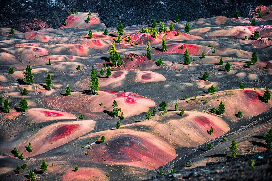 Impresionantes lugares que parecen de otro planeta